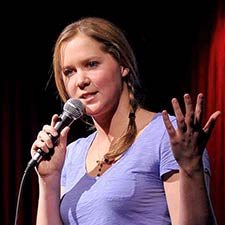Amy Schumer Tour 2015-16 Latest Hit for Top Comedian