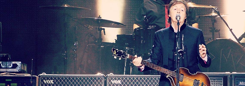 Paul McCartney Concert Tickets - Freshen Up Tour 2019 Dates | Vivid