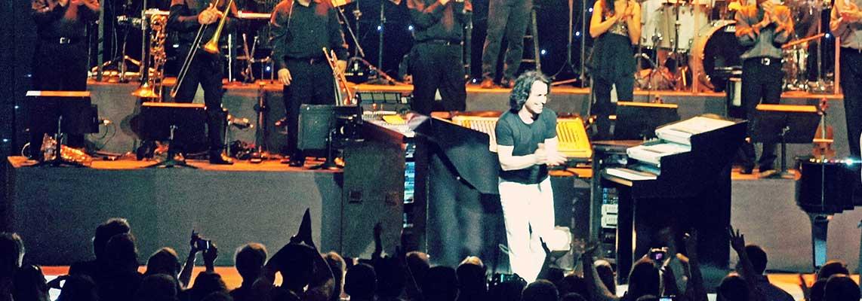 Yanni Tickets & Tour Dates | Vivid Seats