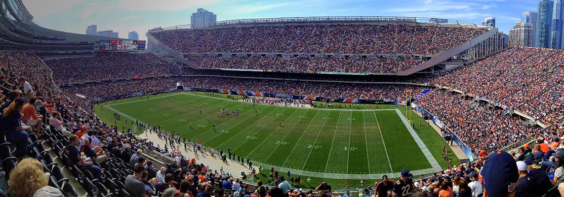 Chicago Bears Tickets 2019 From 108 Vivid Seats