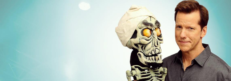 Jeff Dunham puppet