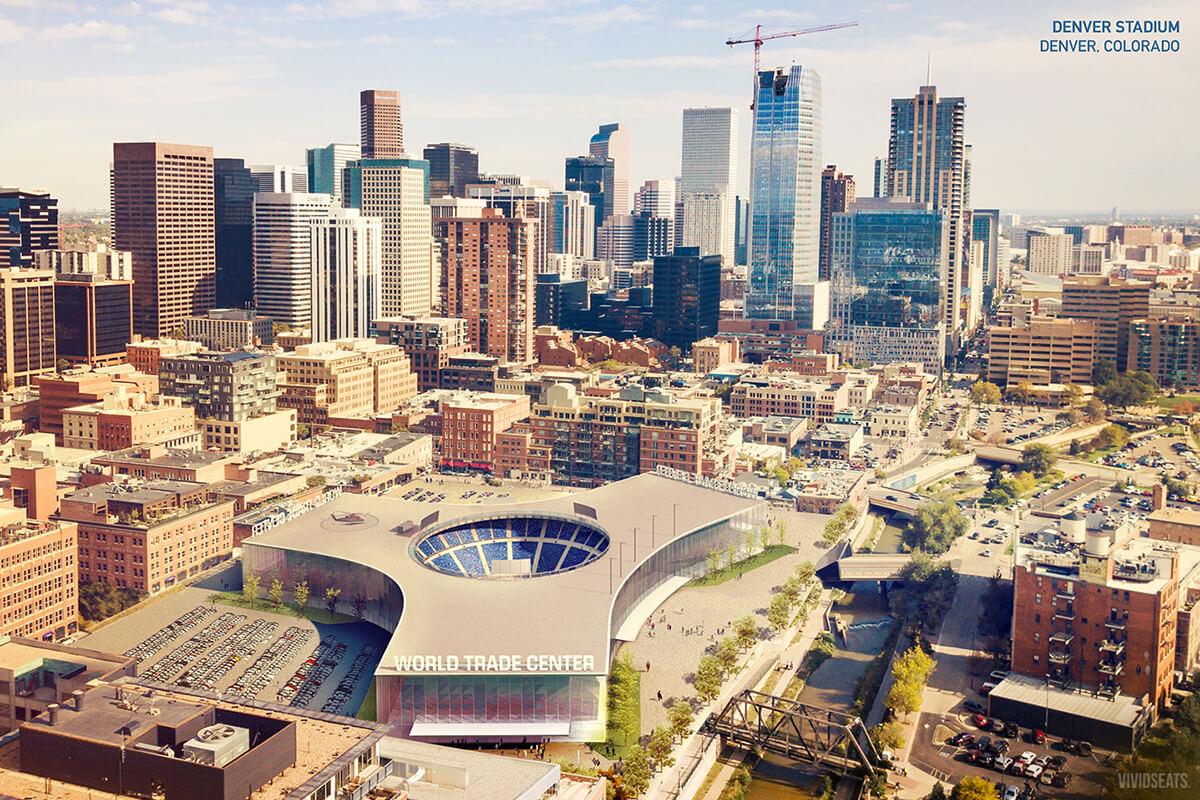 Denver Stadiums