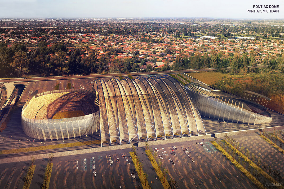 Pontiac Dome