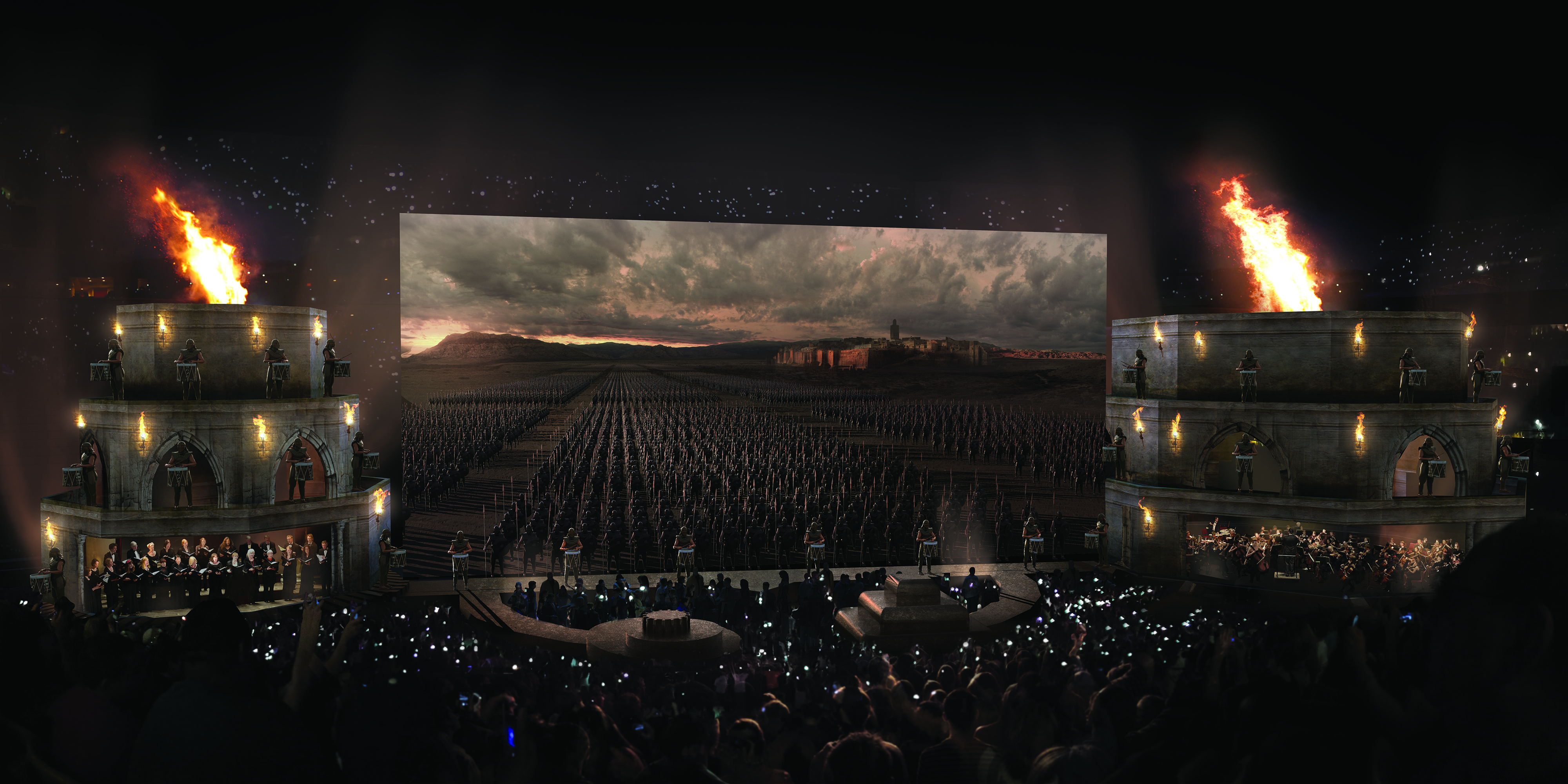 Experience The Music Of Game Of Thrones Live During 2017 Tour Vivid Seats