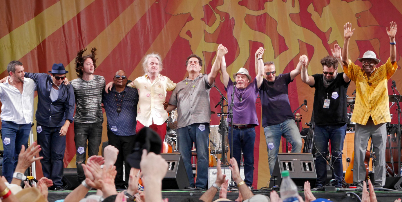 Vivid Seats Fan Ambassador Recaps Paul Simon At New Orleans Jazz