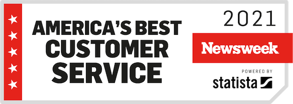 Newsweek: America's Best Customer Service 2021
