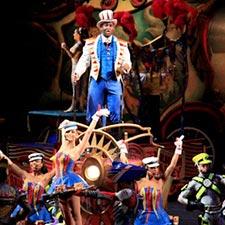 Ringling Bros B&B Circus