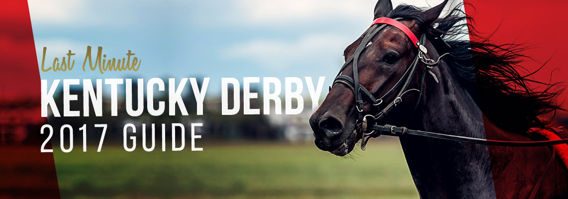 2ee8e8b65f Off to the Races  Last-Minute Kentucky Derby 2017 Guide