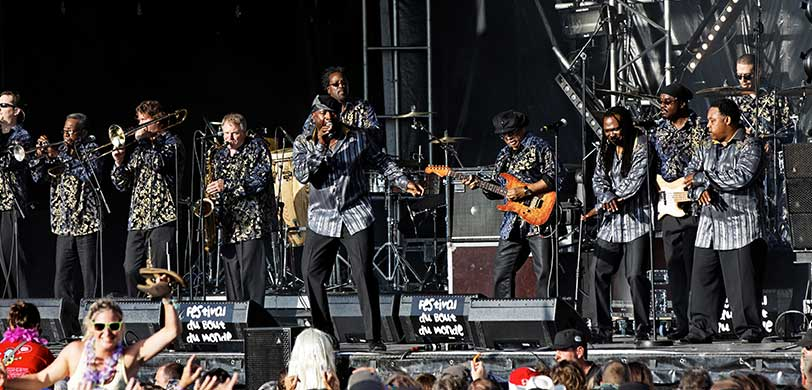 CMAC's a 'Boogie Wonderland' with Earth, Wind & Fire