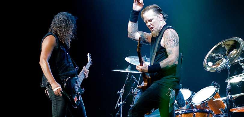 Metallica Worldwired Tour Vivid Seats