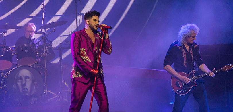 Queen + Adam Lambert Announce 2019 The Rhapsody Tour: Dates