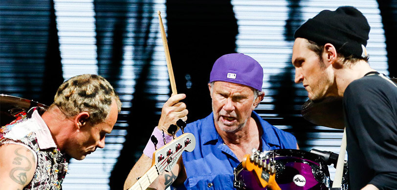 96d7c5b04fe Red Hot Chili Peppers Tickets & Tour Dates | Vivid Seats