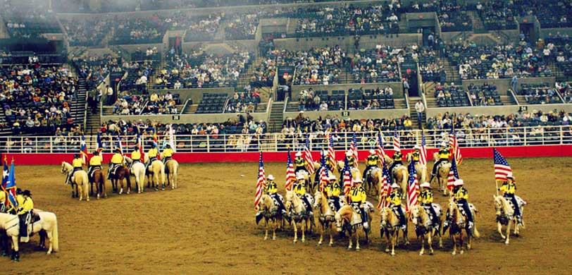 San Antonio Stock Show And Rodeo Tickets Vivid Seats