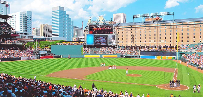 Baltimore Orioles Tickets From 7 Vivid Seats