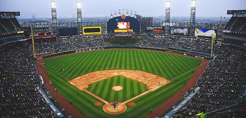 Image result for white sox stadium
