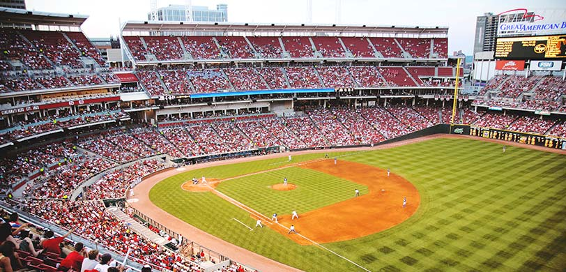 Cincinnati Reds Tickets From 4 Vivid Seats