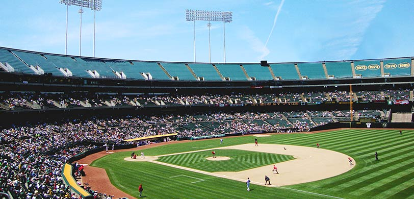 Oakland As Athletics Tickets From 22 Vivid Seats