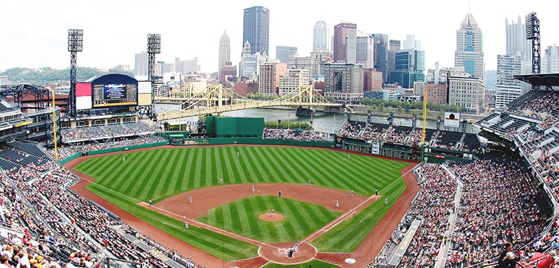 Pittsburgh Pirates Tickets from $6 | Vivid Seats