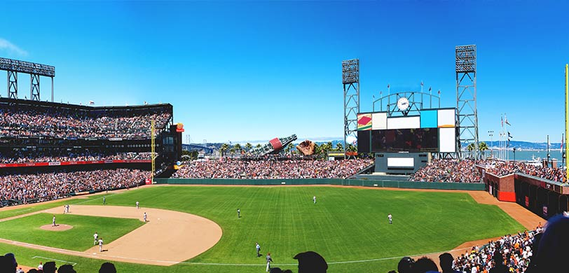 Sf Giants Home Schedule 2020.San Francisco Giants Tickets 2019 From 18 Vivid Seats