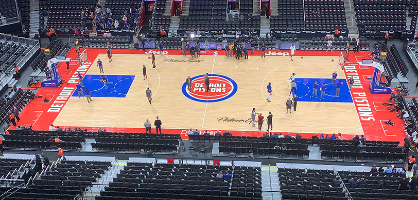 Detroit Pistons Tickets Vivid Seats