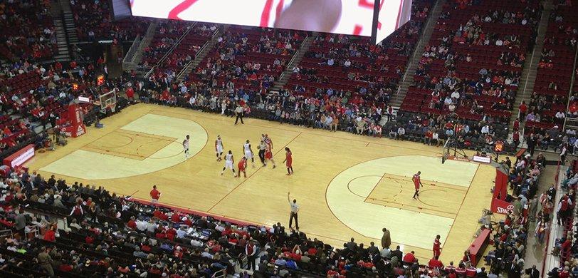 Houston Rockets Seating Chart