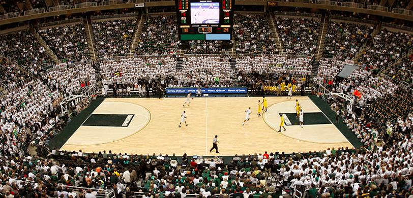 Michigan State Basketball >> Msu Basketball Tickets Vivid Seats