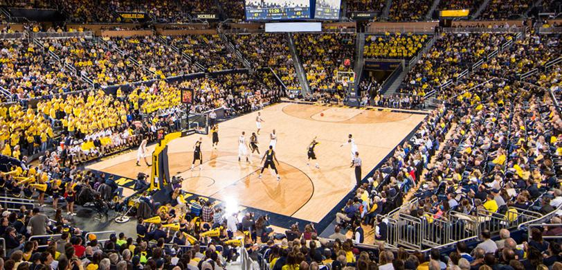 Michigan Wolverines Tickets Vivid Seats