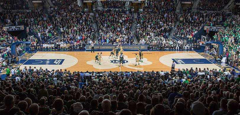 Notre Dame Basketball Tickets - Official Ticket Marketplace