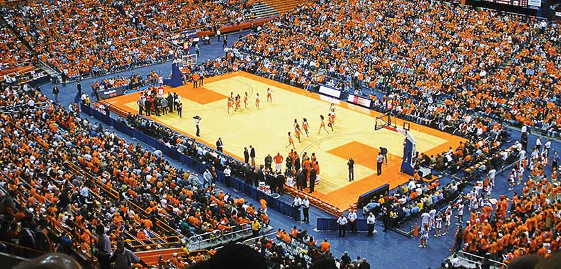 Syracuse Basketball Tickets Vivid Seats