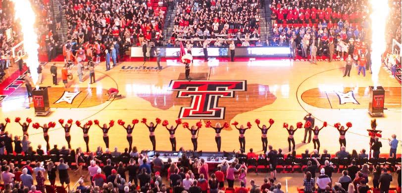 Texas Tech Basketball Tickets