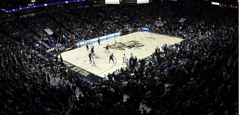 Wake Forest Basketball Tickets