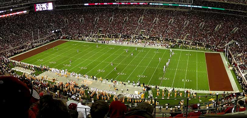 Alabama Crimson Tide Football Tickets Vivid Seats