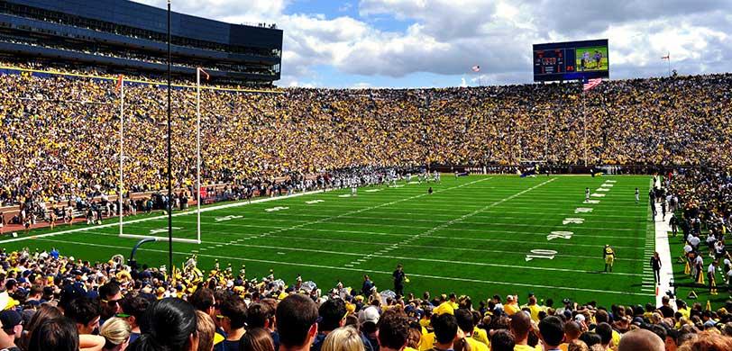 0cad3bb9518 Michigan Football Tickets
