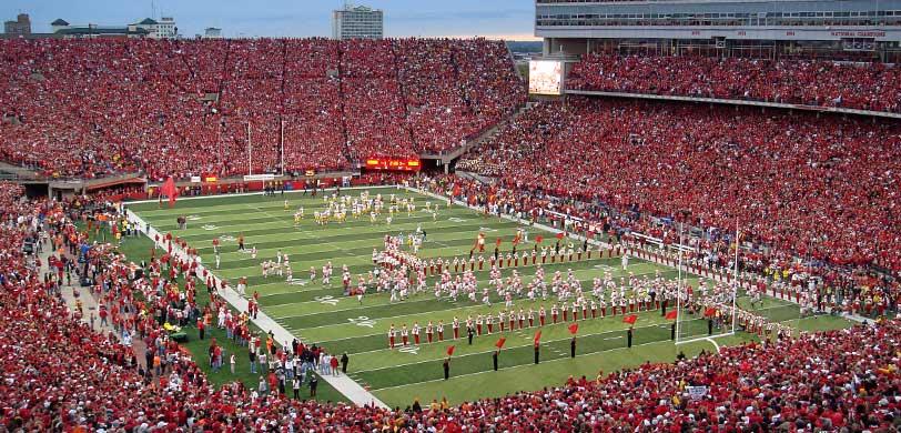 Nebraska Cornhuskers Football Tickets Vivid Seats