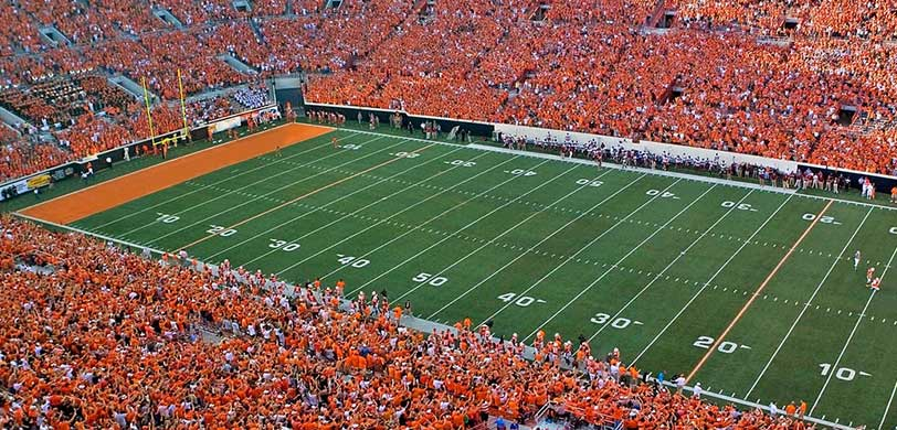 Oklahoma State Football Tickets