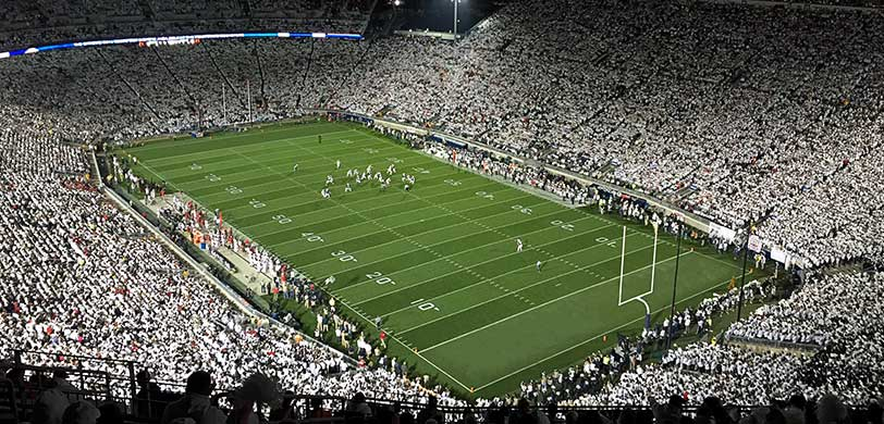 Penn State Home Football Schedule 2020.Penn State Football Tickets Vivid Seats
