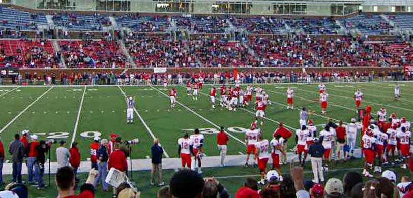 smu mustangs football tickets