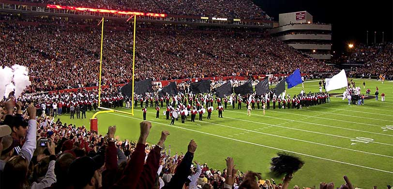 South Carolina Football Tickets | Vivid Seats