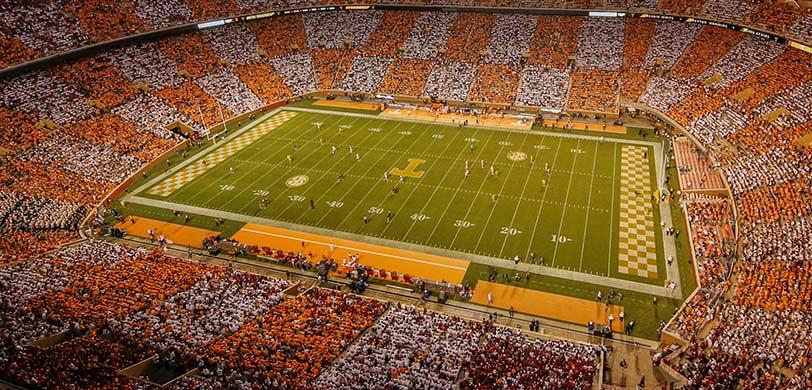 Tennessee Vols Vs Texas A M Aggies Football Tickets 12 19 2020