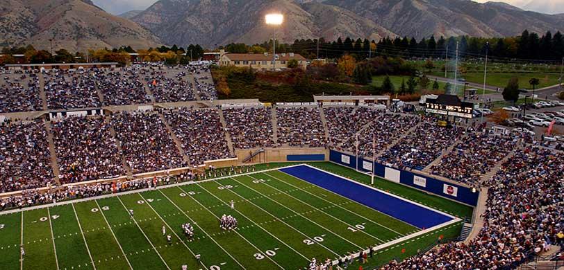 Air Force Academy Falcons At Utah State Aggies Reduced Capacity Social Distancing Tickets 12 3 2020 7 30 Pm Vivid Seats