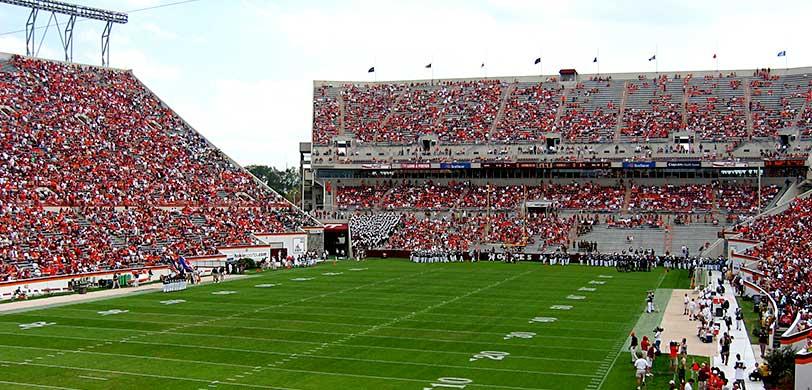 Virginia Tech Football Tickets Vivid Seats