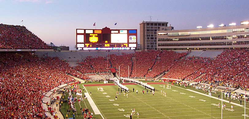 Wisconsin Badgers Football Tickets Vivid Seats