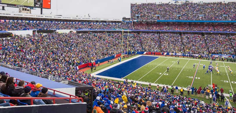 picture about Buffalo Bills Schedule Printable identified as Buffalo Costs Tickets 2019 Shiny Seats