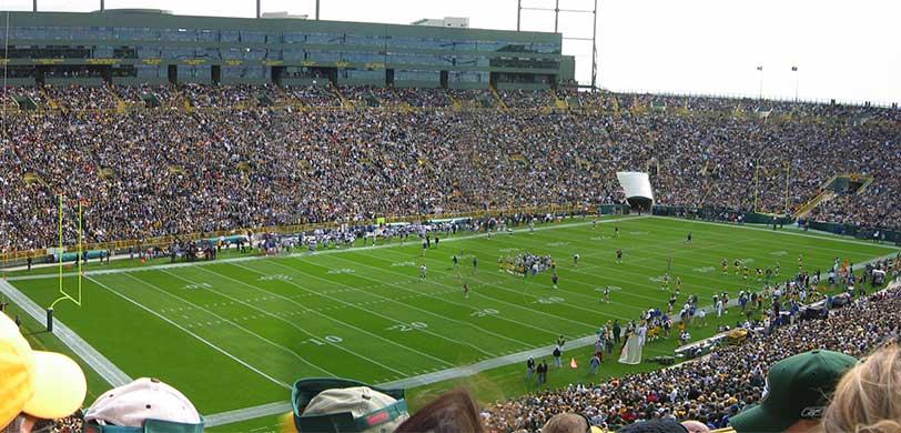 d0c505eda Green Bay Packers Tickets 2019