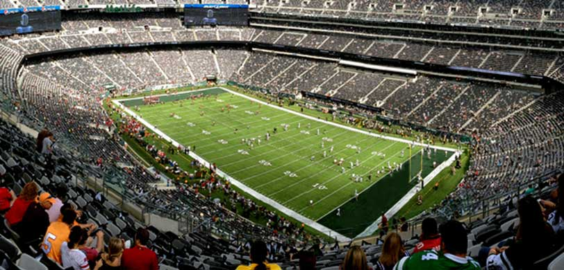 wholesale dealer 220c4 4bfbc New York Jets Tickets 2019 | Vivid Seats