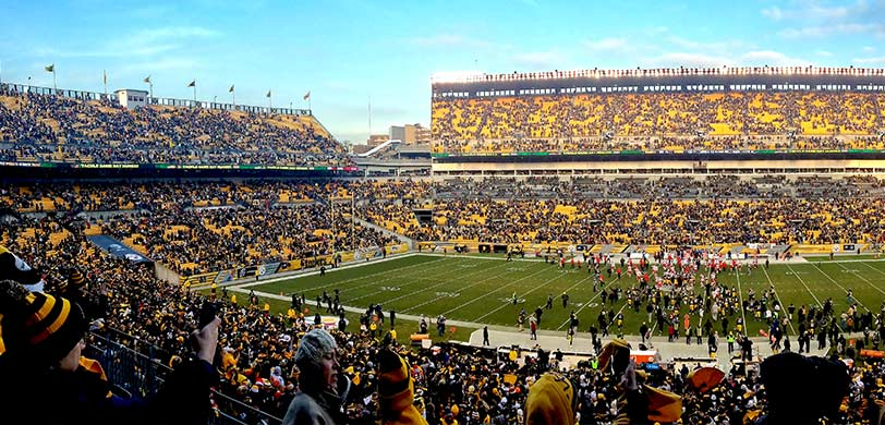 Steelers Stadium Seating Chart