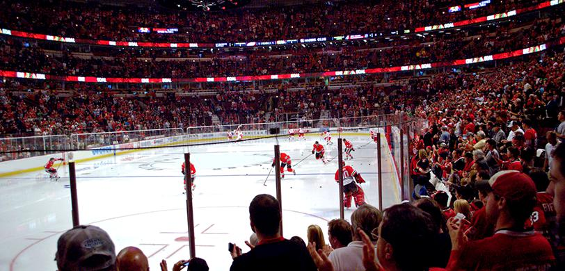 photo regarding Chicago Blackhawks Printable Schedule named Chicago Blackhawks Tickets 2019-20 Vibrant Seats