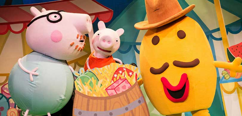 Peppa Pigs Adventure Tickets 2019 Tour Dates Vivid Seats