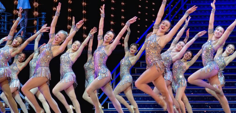 Rockettes Christmas Tour 2019 Radio City Christmas Spectacular   2019 Radio City Rockettes