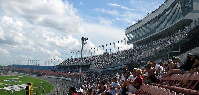 Seating Chart Daytona International Speedway Vivid Seats
